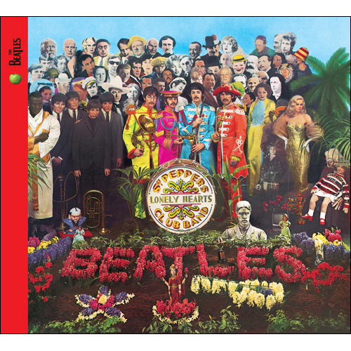 ザ・ビートルズ / Sgt Pepper's Lonely Hearts Club Band【輸入盤】【CD】