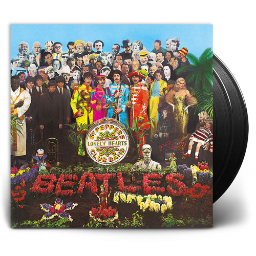 ザ・ビートルズ / Sgt. Pepper's Lonely Hearts Club Band【輸入盤】【Anniversary Deluxe Edition】【2LP】【アナログ】