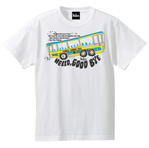 ザ・ビートルズ / The Beatles Hello Goodbye Tee White【Tシャツ】【大人用】
