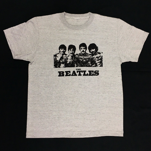 ザ・ビートルズ / The Beatles Sgt. Pepper's Tee Grey【Tシャツ】