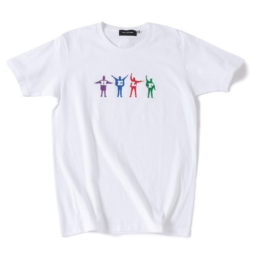 ザ・ビートルズ / The Beatles Colored Help! Tee【Tシャツ】