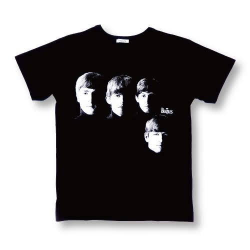 ザ・ビートルズ / Mujico With The Beatles Tee (T-shirts)