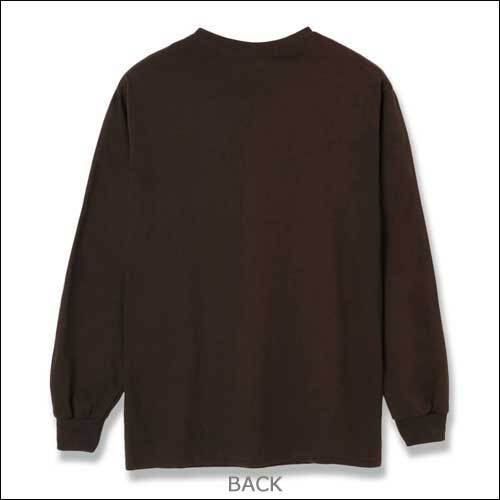 ザ・ビートルズ / Let It Be Cover L/S Tee【T-shirt】【Brown】