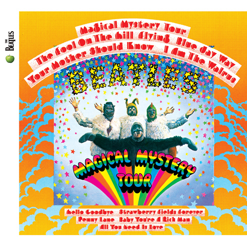 ザ・ビートルズ / Magical Mystery Tour【CD】