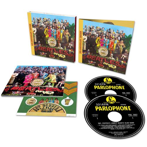 サージェント・ペパーズ・ロンリー・ハーツ・クラブ・バンド【cd】【shm Cd】 ザ・ビートルズ The