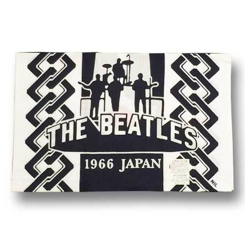 ザ・ビートルズ / 1966 Japan Japanese Towel