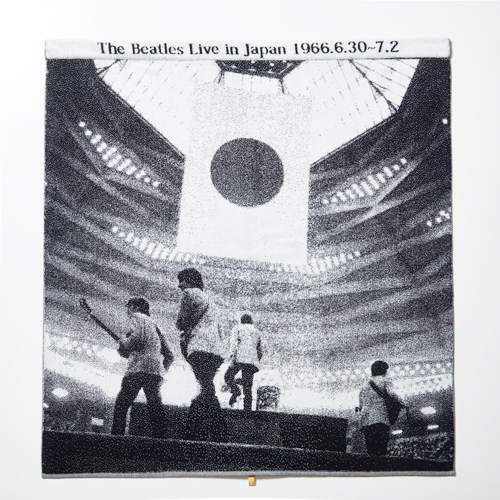 ザ・ビートルズ / The Beatles Budokan Tapestry Towel【タオル】