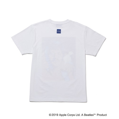 ザ・ビートルズ / bonjour records T-shirt Box Set (T-shirts / White)