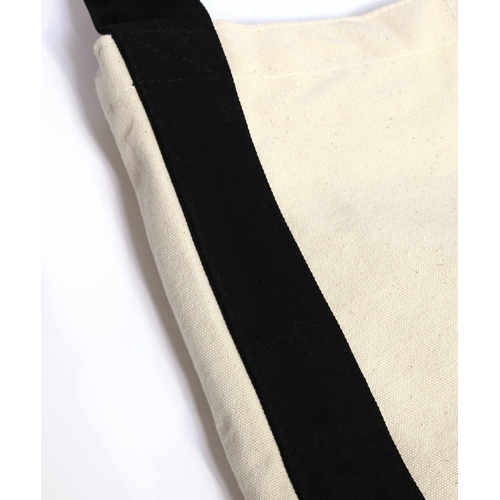 ザ・ビートルズ / Abbey Road Silhouette Shoulder Bag White (Black Handle) (Bag / White)