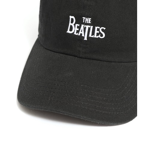 ザ・ビートルズ / The Beatles Logo Cap Indigo (Cap / Indigo)【FREE】