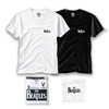 ザ・ビートルズ / The Beatles V Neck Pocket T-shirts Pack【Tシャツ】