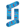 ザ・ビートルズ / Happy Socks Adult Blue (Socks / Blue)
