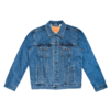 ザ・ビートルズ / White Album Denim Jacket (Jacket / Blue)