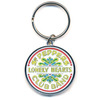 ザ・ビートルズ / The Beatles Key Ring (Key Chain): Sgt Pepper【キー・リング】
