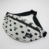 ザ・ビートルズ / Yellow Submarine Polka Dot White Body Bag by KiU (Body Bag / White)